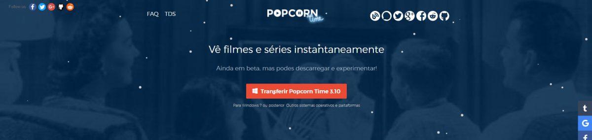 Popcorn Time: Ver Filmes Online