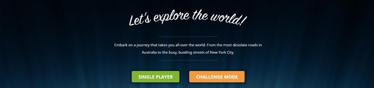 Geoguessr: Explorar o mundo a jogar