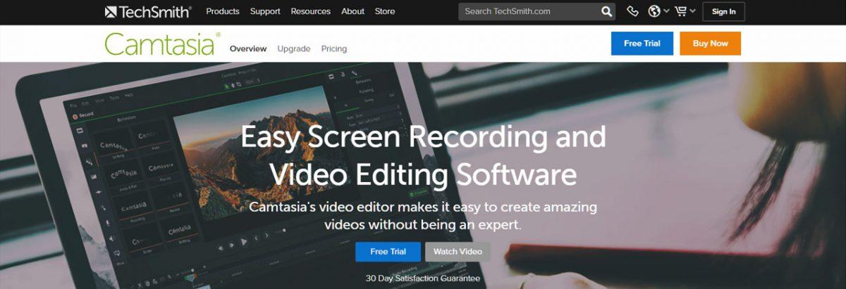 Camtasia Studio 9: Simplificar a edição de vídeos