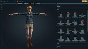 Adobe Fuse-4 Criar personagens 3D
