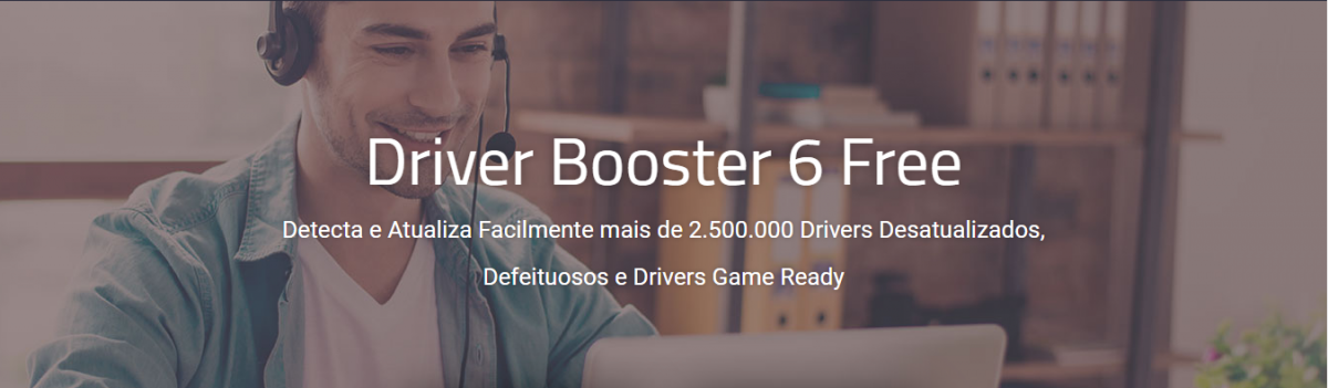 Driver Booster: Atualizar drives